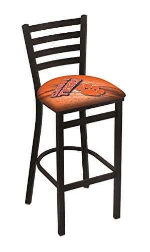 Holland Bar Stool Officially Licensed L004 Clemson Stationary Bar Stool, 30