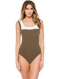 f473202e12 Amazon.com: Golds - One-Pieces / Swimsuits & Cover Ups: Clothing ...