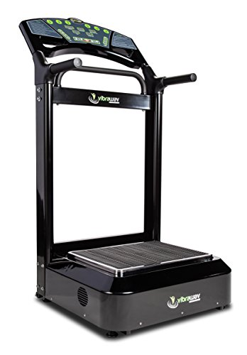 VibraWav Pro XT Black Whole Body Vibration Platform