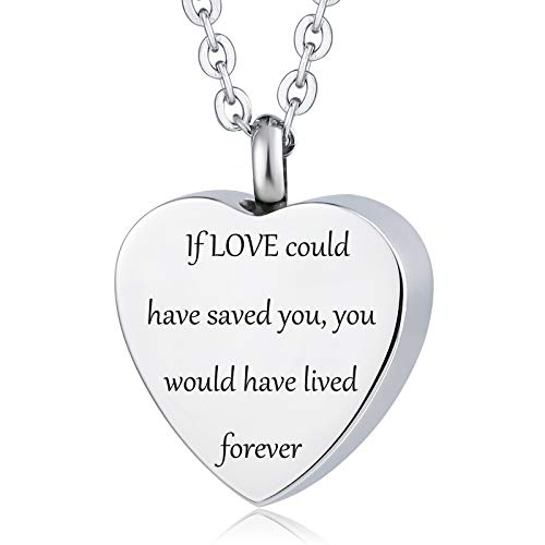 if love could have saved you urn - 8