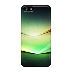 New Premium ScoDBke Spectrum Skin Case Cover Excellent Fitted For Iphone 5/5s