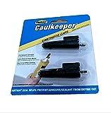 Homax 34065 Caulk Keeper Tips, 2-Pack, 1 Pack
