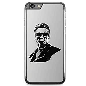 Loud Universe Black Grey Arnold face Samsung Note 8 Case Terminator Samsung Note 8 Cover with Transparent Edges.png