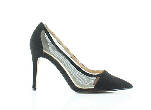 Sodi Womens Black Thalia Classic Toe Pumps Pointed Natalia gTxcqAUwR