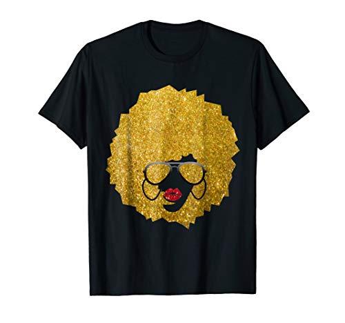 Black Girl Magic Shirt Black Lives Matter African Pride Tee