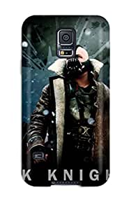 New Arrival Case Cover With QITIrtV344UDTph Design For Galaxy S5- The Dark Knight Rises Official 2