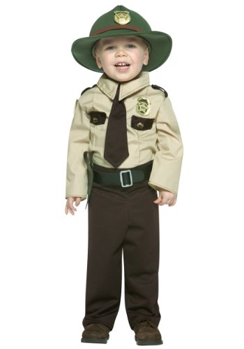 Rasta Imposta Future Trooper Toddler Costume - Toddler, Beige, -