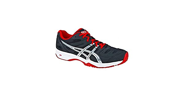 Asics - Zapatillas pádel gel exclusive 3, talla 47, color negro: Amazon.es: Zapatos y complementos
