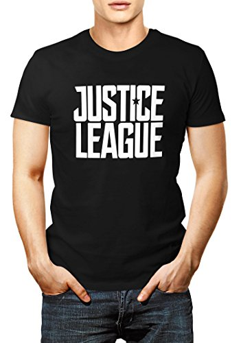 justice+league Products : Mens Justice League Movie T-shirt
