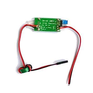 Frontier 5v 3a UBEC apoyar la batería lipo 2-6s totalmente ...