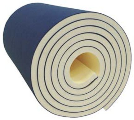 6′ x 42′ x 1 1/2″ TriLam Foam Bonded Floor Exercise Carpet from American Athletic, Inc.
