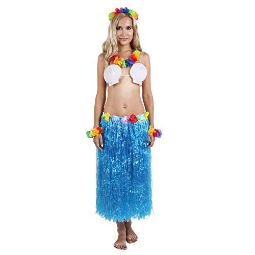 Hawaiian Grass Hula Dancer Skirt Luau Party