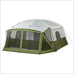 Ozark Trail 12 Person Cabin Tent With Screen Porch Green
