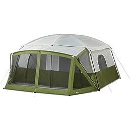 Ozark Trail 12-Person Cabin Tent with Screen Porch (Green) 0783761476306 Amazon.com Books & Ozark Trail 12-Person Cabin Tent with Screen Porch (Green ...