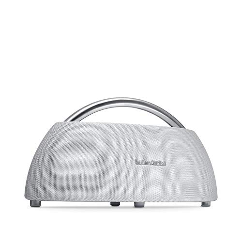 Harman Kardon Go+Play Mini Portable Bluetooth Player (White)