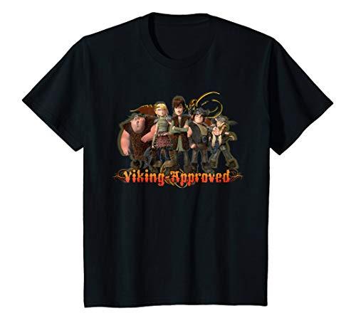 Kids DreamWorks' Dragons: Viking Approved T-Shirt -