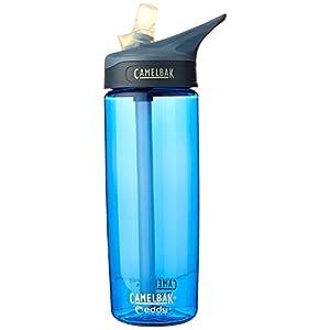 Camelbak Eddy Bottle (1-Liter/32-Ounce,Navy)