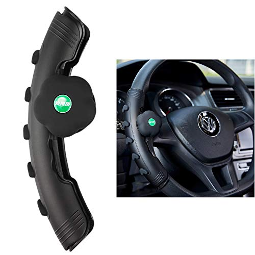 Controllers Automobiles & Motorcycles 1* Auxiliary Booster Car Steering Wheel Spinner Knob Aid Control Handle Grip Use Latest Technology