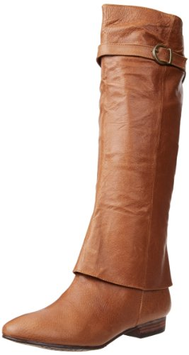 Chinese Laundry Women's Set in Stone Boot New Cognac