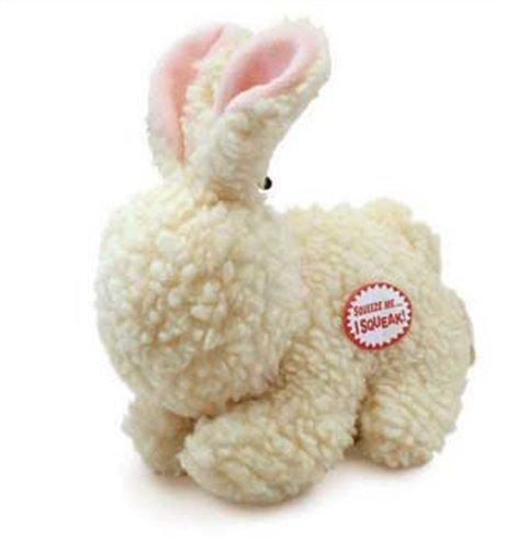 Ethical Fleece Rabbit 9-Inch Dog Toy, My Pet Supplies