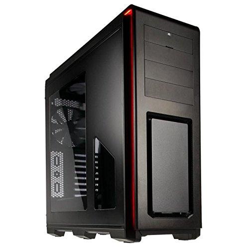 Phanteks Enthoo Luxe Carcasa de Ordenador Full-Tower Negro - Caja de Ordenador (Full-Tower, PC, Aluminio, Acero, ATX,EATX,uATX, Negro, 19,3 cm): Amazon.es: ...