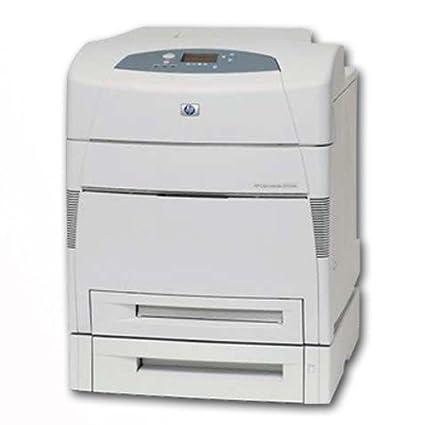 HP Colour LaserJet 5500DTN rehabilitados impresora láser a colour ...