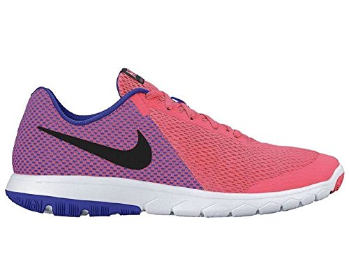 Nike Womens Flex Experience Rn 6 Scarpe Da Corsa Hot Punch / Nero-paramount Blu