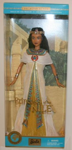 Princess of the Nile Barbie Doll - Dolls of the World Collector Edition (2001) ()
