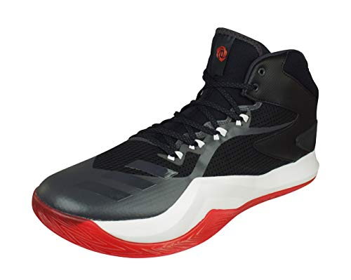 new concept 0a4a5 c0f90 adidas D Rose Dominate IV Mens Basketball Sneakers Shoes-Black-14