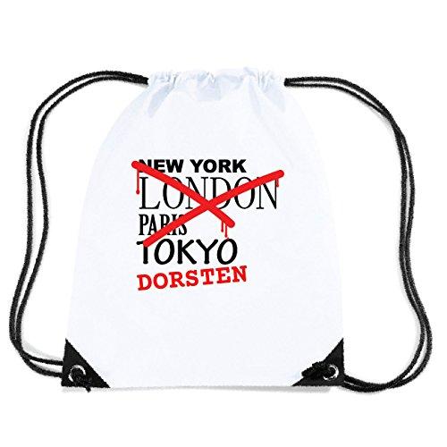 JOllify DORSTEN Turnbeutel Tasche GYM1033 Design: Graffiti Streetart New York
