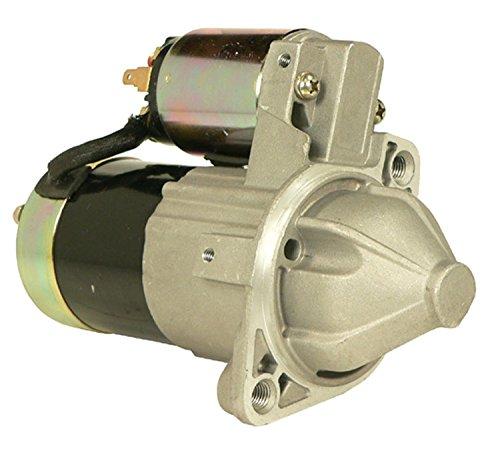 DB Electrical SMN0003 New Starter Fits 2.4 2.4L Santa Fe Magentis Optima 01-06 Sonata 99-05 Manual Transmission 113521 36100-38090 410-40017 17762 M60082 STR-3106 TM000A13901 438099 2-1970-MD