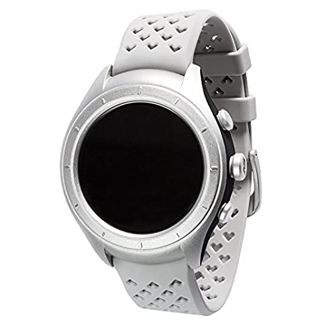 New Balance runiq Smartwatch, Plata, Talla única