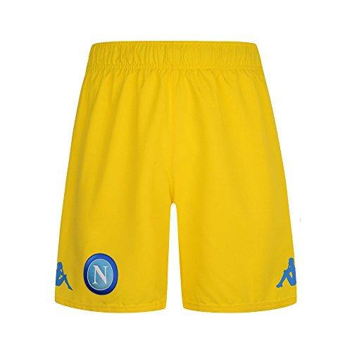 Kappa 2017-2018 Napoli Away Shorts ()
