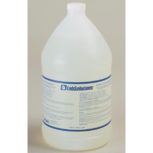 Labconco 4522000 Low-Foaming Liquid Detergent for Glassware Washer, 1 gal Volume