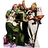 Advanced Graphics Munchkins Life Size Cardboard Cutout Standup - The Wizard of Oz 75th Anniversary (1939 Film)