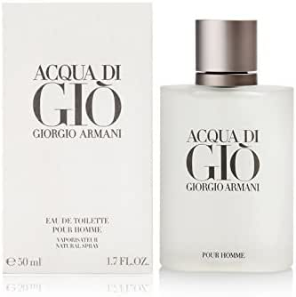 Acqua Di Gio Men Giorgio Armani EDT Spray, 1.7 Fl Oz