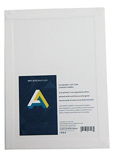 Art Alternatives Canvas Panel, 8 by 10