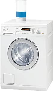 Miele W 5839 WPS LiquidWash - Lavadora (A + + +, 1.33 kWh, 52 L, LED, 595 mm, 615 mm) Color blanco