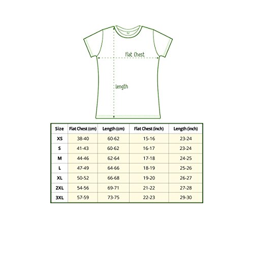 Caballo Animales Mujer Camiseta S-2XL Nuevo Negro