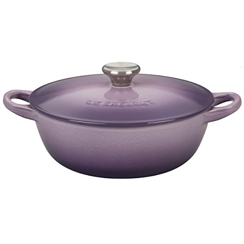 (Le Creuset Provence Enameled Cast Iron 1.5 Quart Soup Pot)