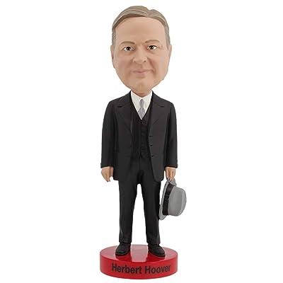 Royal Bobbles Herbert Hoover V2 Bobblehead: Toys & Games