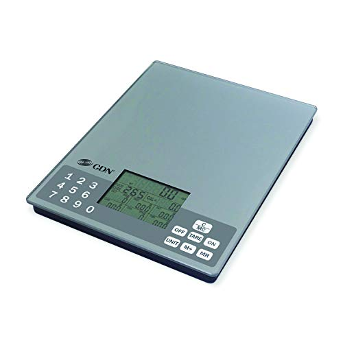 CDN SD1106 ProAccurate Digital nutrition Portion Control Scale