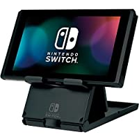 HORI Compact Play Stand for Nintendo Switch Officially Licensed by Nintendo