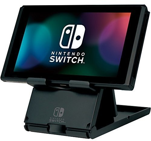 HORI Compact Playstand for Nintendo Switch Officially Licensed by Nintendo from Hori