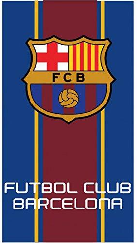 Confort Home M.T TOALLA DE PLAYA FC BARCELONA 100% ALGODÓN 70X140CM. VARIOS  MODELOS DIFERENTES (09)  Amazon.es  Hogar 637b381f6d4