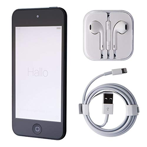 Apple iPod touch 32GB (5th Generation) - Space Gray (Renewed) (Ihome Speakers 2)