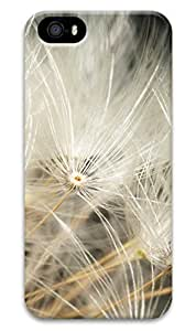 Online Designs Dandelion white feathers PC Hard new For Ipod Touch 5 Phone Case Cover