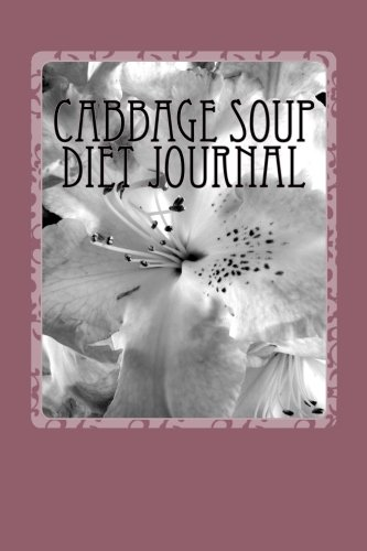 Cabbage Soup Diet Journal: Bare Lined Journal - 6x9