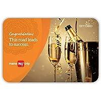 MakeMyTrip Congratulations Gift Card
