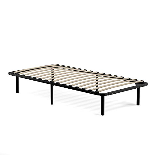 Handy Living Wood Slat Bed Frame Twin Xl New Ebay
